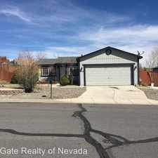 Rental info for 6054 Yukon Dr. in the 89433 area