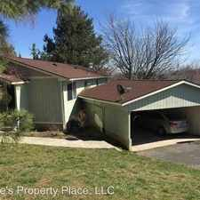 Rental info for 221-223 NW Sunrise Dr.