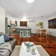 Rental info for Renovated Home in a Quiet Inner City Location! in the Brisbane area