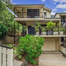 Rental info for 3 Bedroom Home with Tranquil Setting in the Heart of Taringa! in the Brisbane area