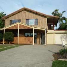 Rental info for Big Family Home in Quiet Street in Southport in the Gold Coast area