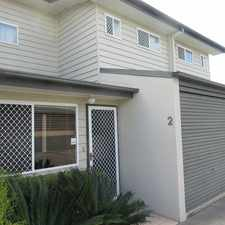 Rental info for Modern townhouse with private courtyard in the East Ipswich area