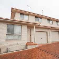 Rental info for Stunning Townhouse ! in the Flinders area