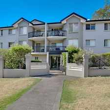 Rental info for PRICE REDUCTION BE QUICK !!!!! GROUND FLOOR UNIT WITH 2 X COVERED PORCH'S in the Sydney area