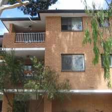 Rental info for Great One Bedroom Unit in the Sydney area