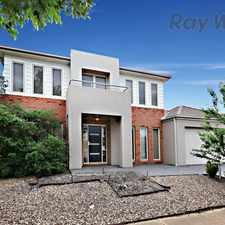 Rental info for Super-Sized Family Home in the Melbourne area