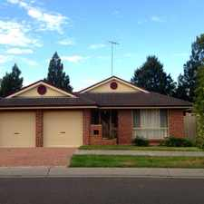 Rental info for Centrally located three bedroom home - Plenty of of living space