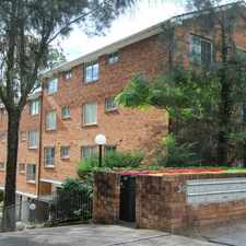 Rental info for APPLICATION APPROVED AND DEPOSIT TAKEN in the West Pymble area