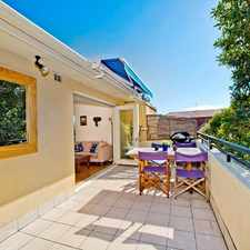 Rental info for DEPOSIT TAKEN - MODERN LIVING WITH LARGE OUTDOOR DECK! in the Coogee area