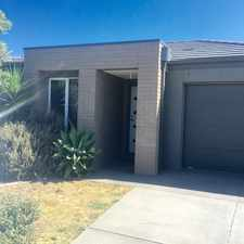 Rental info for Family Home in Deer Park in the Melbourne area