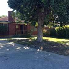 Rental info for Neat Little Home !!!! REDUCED TO $270.00 PW. .