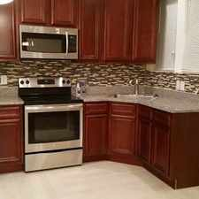 Rental info for LOVELY 4BR/2.5 BATH UNIT LR/DR HUGE MASTER BEDROOM, CAC, FINISHED BASMENT NEW KITCHEN WITH GRANITE COUNTERTOPS AND STAINLESS APPLIANCES, MUST SEE TO BELIEVE in the Coldstream - Homestead - Montebello area