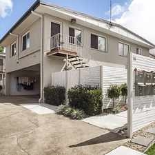 Rental info for Modern, Immaculate 1 Bed Unit in Wavell Heights! in the Nundah area