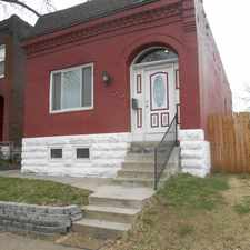 Rental info for 7019 Minnesota Avenue in the Carondelet area