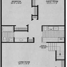Rental info for Lovely 2 Bedroom End Unit. in the 11727 area