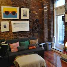 Rental info for Broome St in the New York area