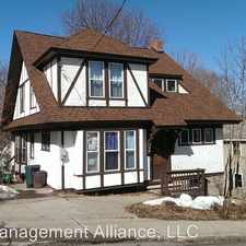 Rental info for 424 Maple Street in the Syracuse area