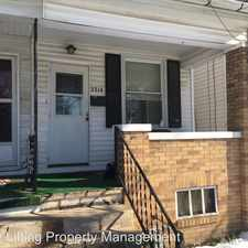 Rental info for 2314 Luce St in the 17104 area