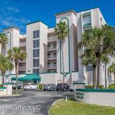 Rental info for 1505 N Highway A1A - Royal Palm #602 #602