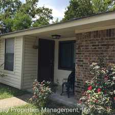 Rental info for 3703 A Choctaw