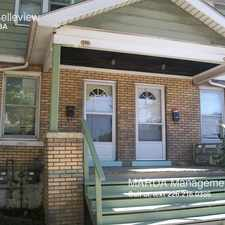 Rental info for 292 Belleview