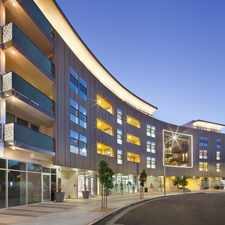 Rental info for La Cienega in the Bel Air-Beverly Crest area