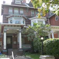 Rental info for 4634 Spruce Street - Unit 1/2 in the Walnut Hill area