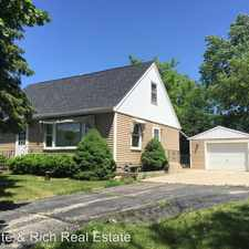 Rental info for 919 Newman Rd