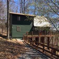 Rental info for 883 Mountain Top