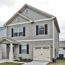 Rental info for Brand New Craftsman Home In Cartersville