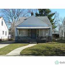 Rental info for New on the market! 19228 Albany 3 bedrm, 1 bath home on Detroits East side! Email Debby for more information on how to apply! in the Pershing area
