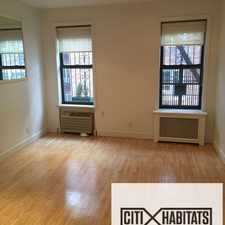Rental info for Minetta Lane in the Greenwich Village area