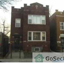 Rental info for Free gas heat, free gas cooking on this frist Floor unit, 3 bedroom, 1 bath section 8 welcome. in the Chicago area
