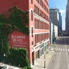 Rental info for Sycamore Place in the Cincinnati area