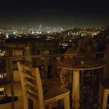 Rental info for 130A Ripley Street in the Bernal Heights area