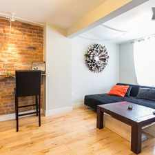 Rental info for 20 Dewson St in the Dovercourt-Wallace Emerson-Juncti area