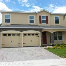 Rental info for 13836 Pickett Reserve Ct.