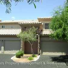Rental info for 13700 Fountain Hills Blvd #351