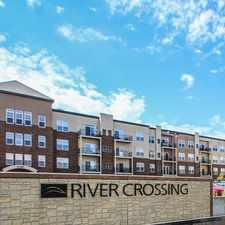 Rental info for River Crossing Apartments & Townhomes