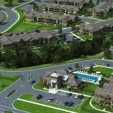 Rental info for Springs at Woodlands South in the Tulsa area