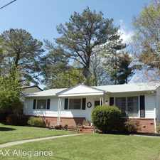 Rental info for 8369 WOODY DRIVE
