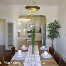 Rental info for 254 A Precita Ave in the Bernal Heights area