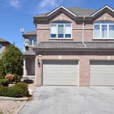 """Rental info for """"Beautiful house for rent in Aurora (Bayview & Wellington)"""" in the Aurora area"""