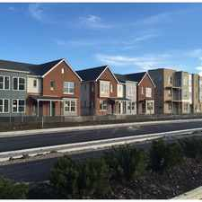 Rental info for Legacy Pointe at Poindexter in the Mount Vernon area