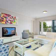 Rental info for FABULOUS MODERN LIVING IN VIBRANT PRECINCT in the Coorparoo area