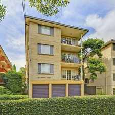 Rental info for OPEN FOR INSPECTION SATURDAY 23RD SEPTEMBER TBA in the Gladesville area