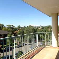 Rental info for Light & Bright 2 Bedroom Unit in the Hornsby area