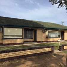 Rental info for FULLY FURNISHED UNIT in the Woodville South area
