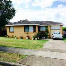 Rental info for Neat Modern Home Close To Everything !