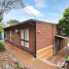 Rental info for 3 bedroom cedar home set amongst the trees in the Upper Ferntree Gully area